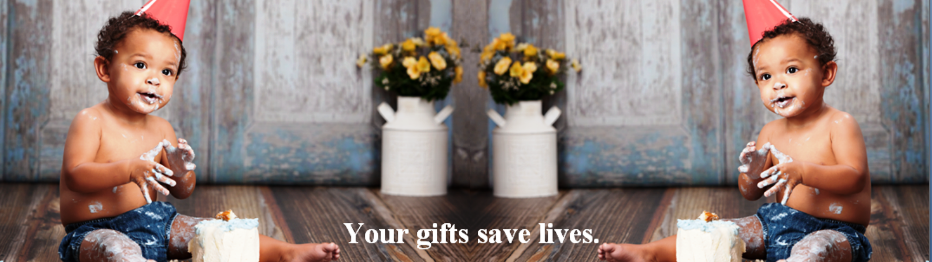 New Your Gifts Save Lives